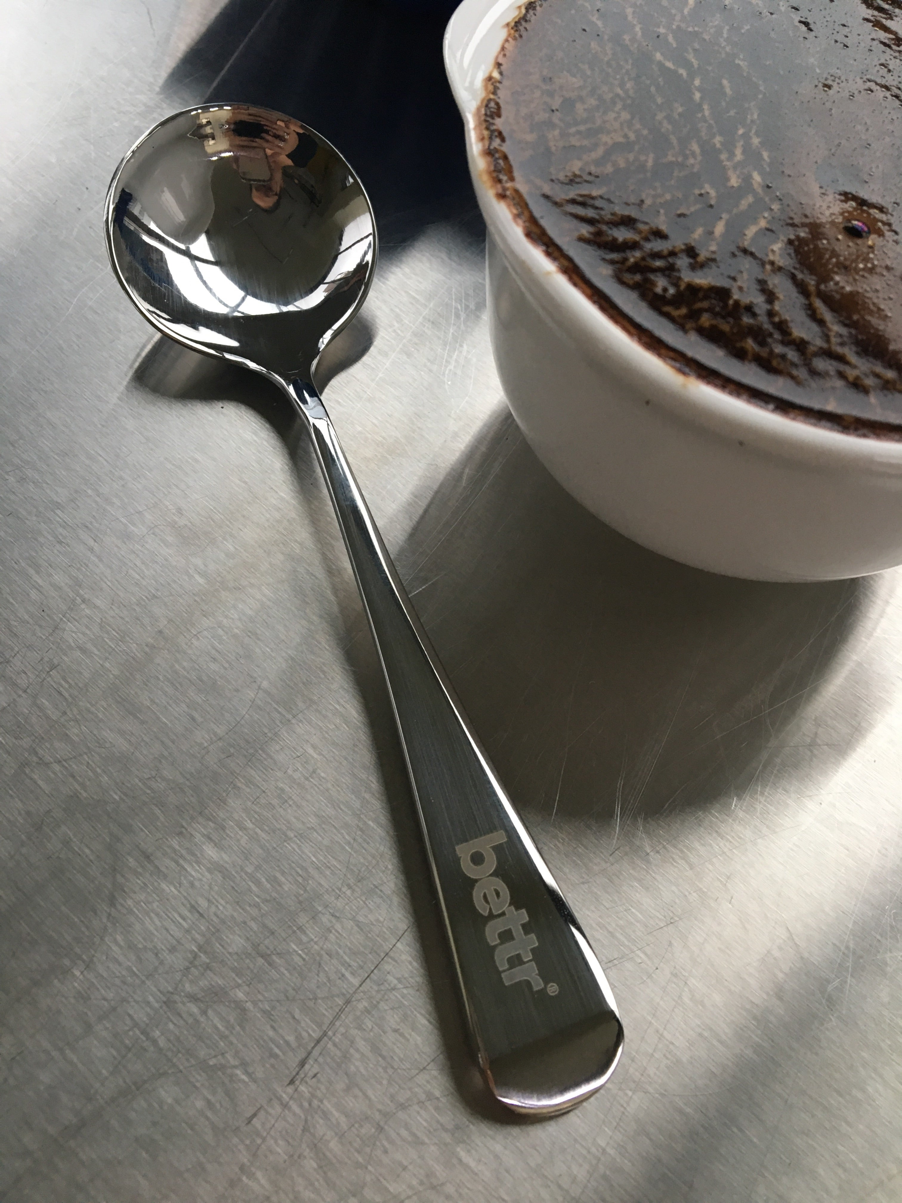 Stainless Steel Cupping Spoon