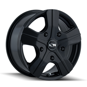 ION 101 FULL BLACK - rons-rims-inc