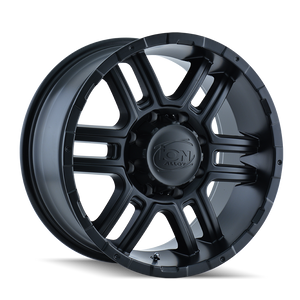 ION 179 MATTE BLACK - rons-rims-inc