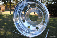 Load image into Gallery viewer, 19.5x6 ALCOA Rear - Ford F450 or F550 - Polished 8 on 225mm - rons-rims-inc