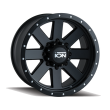 Load image into Gallery viewer, ION 134 MATTE BLACK/BLACK BEADLOCK - rons-rims-inc