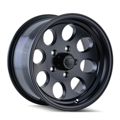 ION 171 MATTE BLACK - rons-rims-inc