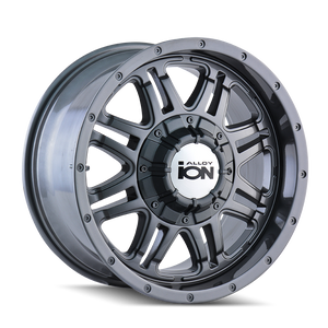 ION 186 GUNMETAL - rons-rims-inc
