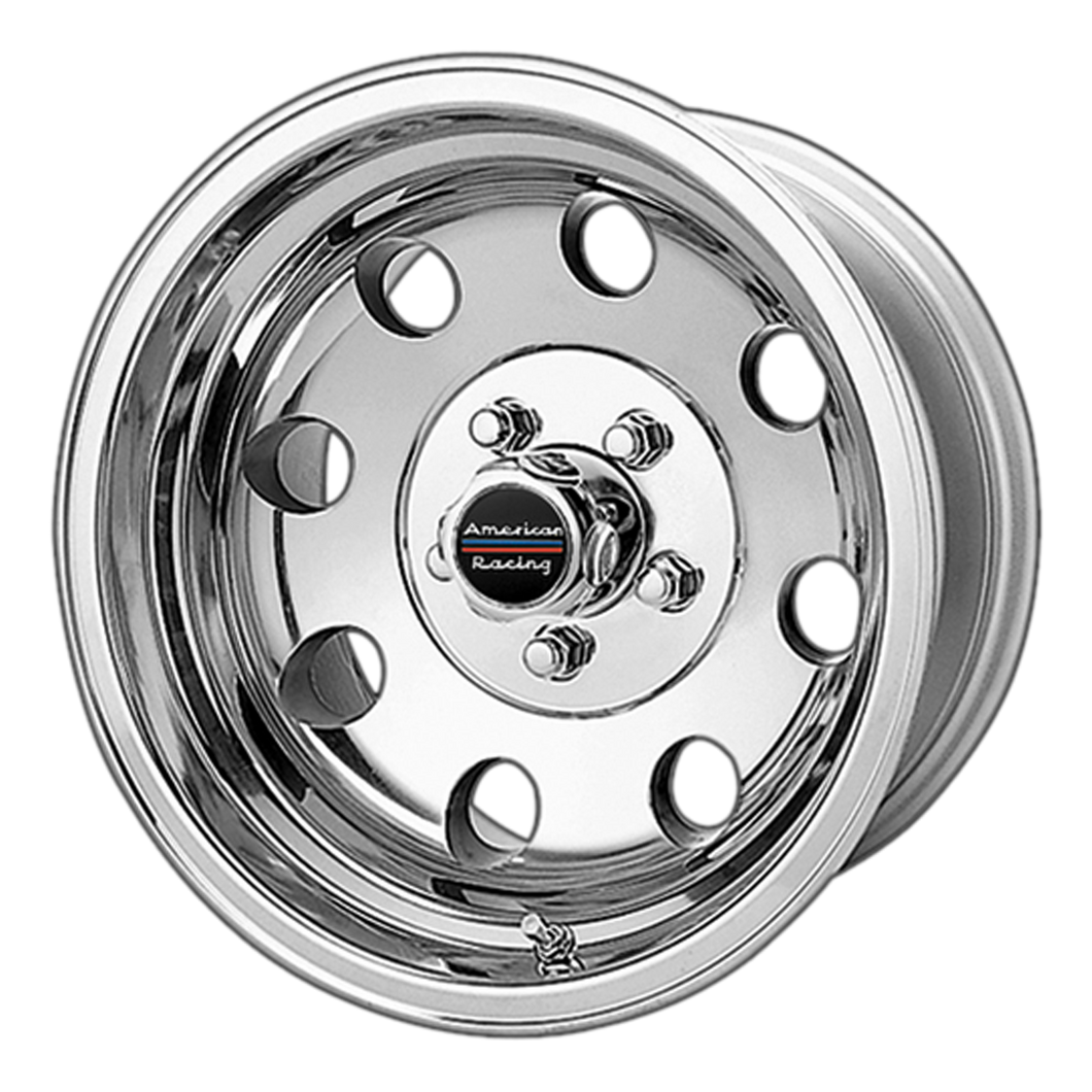 AMERICAN RACING BAJA POLISHED - rons-rims-inc