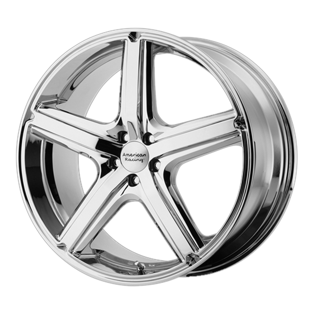 AMERICAN RACING MAVERICK CHROME - rons-rims-inc