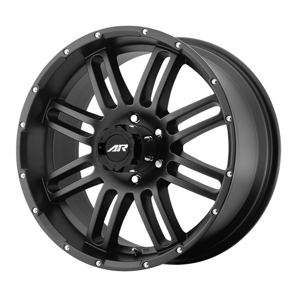 AMERICAN RACING AR901 SATIN BLACK - rons-rims-inc