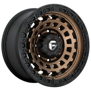 FUEL 1PC ZEPHYR MATTE BRONZE BLACK BEAD RING