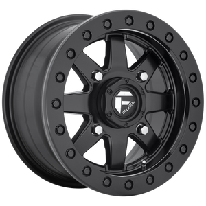 FUEL UTV MAVERICK BL - OFF ROAD ONLY MATTE BLACK