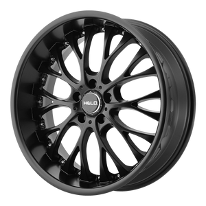 HELO HE890 SATIN BLACK - rons-rims-inc
