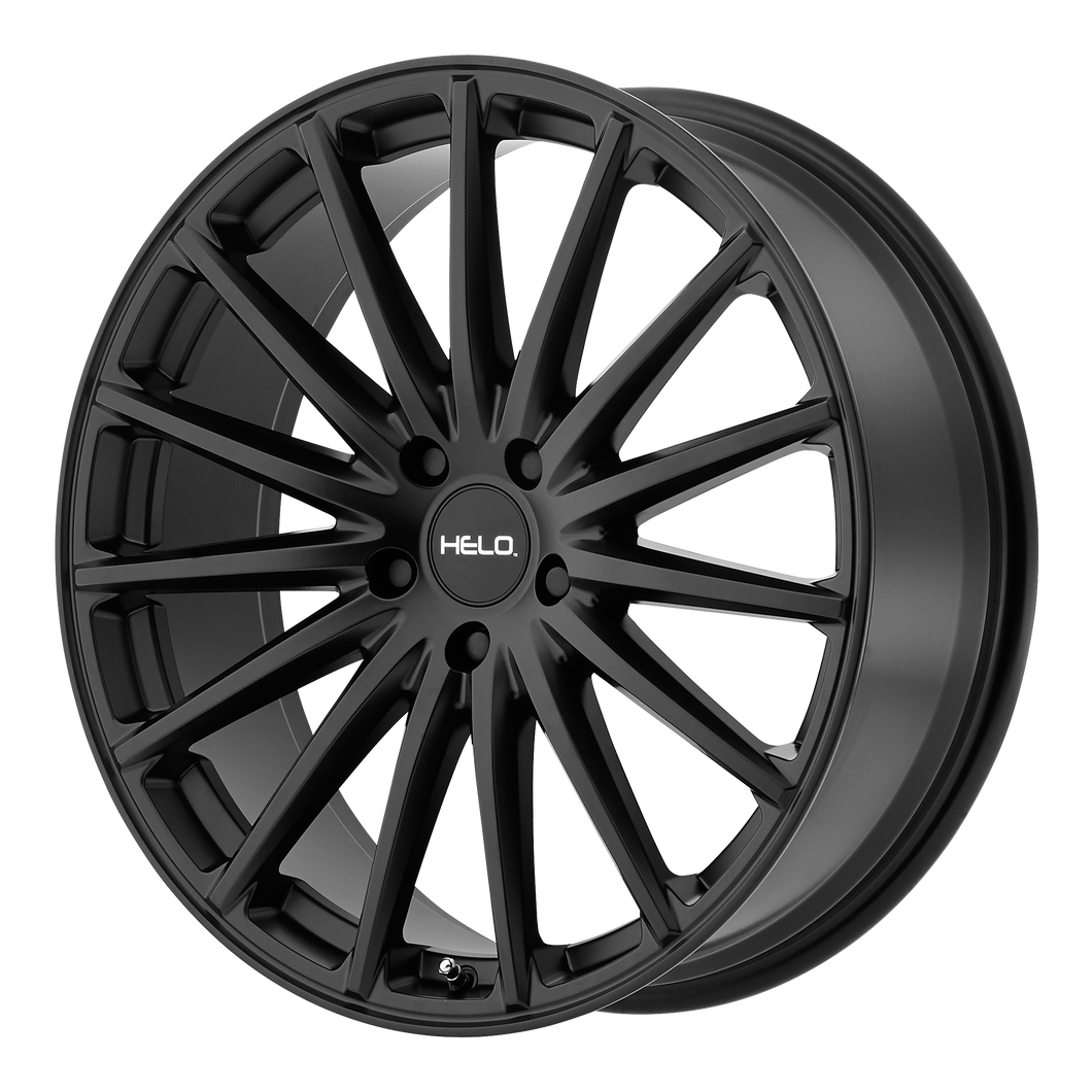 HELO HE894 SATIN BLACK - rons-rims-inc
