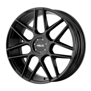 HELO HE912 GLOSS BLACK - rons-rims-inc