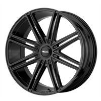 HELO HE913 GLOSS BLACK - rons-rims-inc