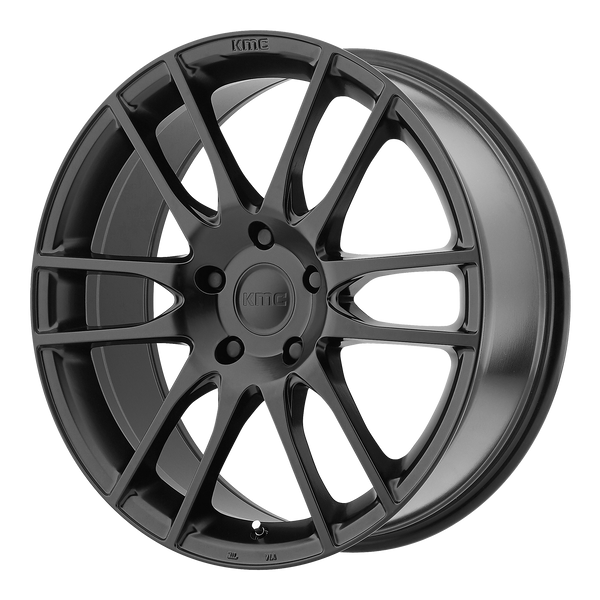 KMC PIVOT SATIN BLACK - rons-rims-inc
