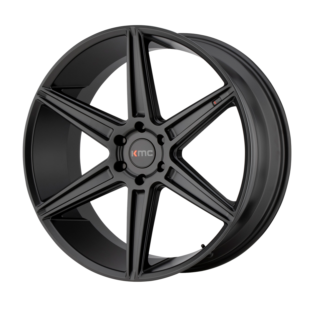 KMC PRISM TRUCK SATIN BLACK - rons-rims-inc