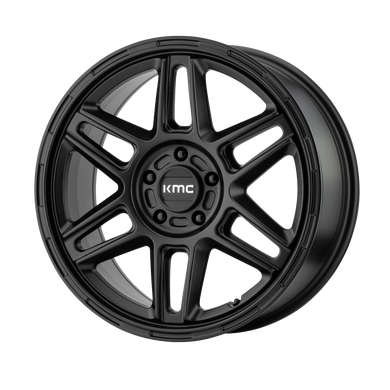 KMC NOMAD SATIN BLACK - rons-rims-inc