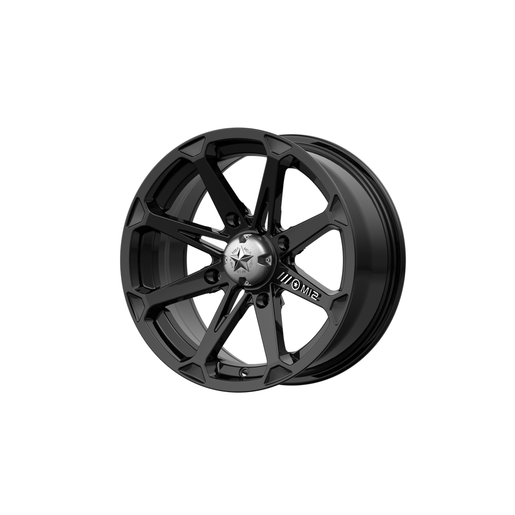 MSA OFFROAD WHEELS DIESEL GLOSS BLACK - rons-rims-inc