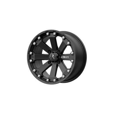 MSA OFFROAD WHEELS KORE MATTE BLACK - rons-rims-inc