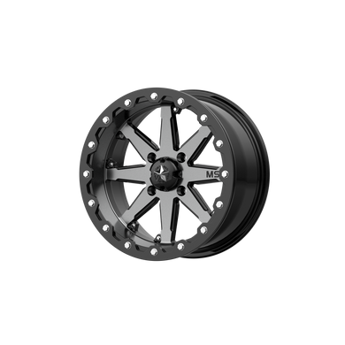 MSA OFFROAD WHEELS LOK CHARCOAL TINT - rons-rims-inc