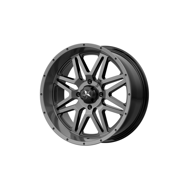 MSA OFFROAD WHEELS VIBE DARK TINT - rons-rims-inc