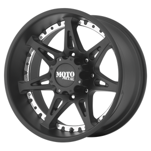 MOTO METAL MO961 SATIN BLACK - rons-rims-inc