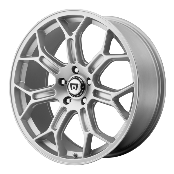 MOTEGI TECHNO MESH S RACE SILVER - rons-rims-inc