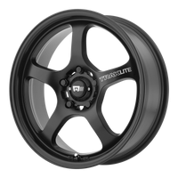 MOTEGI MR131 SATIN BLACK - rons-rims-inc