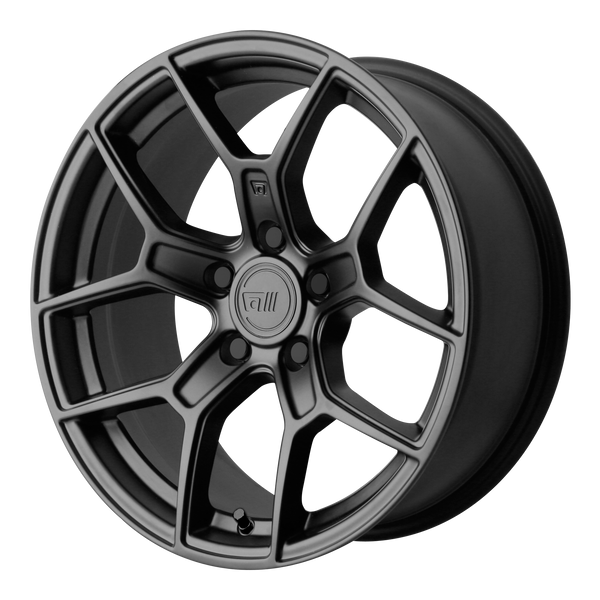 MOTEGI MR133 SATIN BLACK - rons-rims-inc