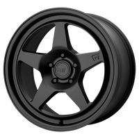 MOTEGI MR137 SATIN BLACK - rons-rims-inc