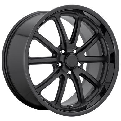 US MAG 1PC RAMBLER GLOSS BLACK MATTE BLACK
