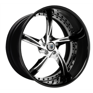 AMERICAN RACING FORGED VF605 CUSTOM FINISHES - rons-rims-inc