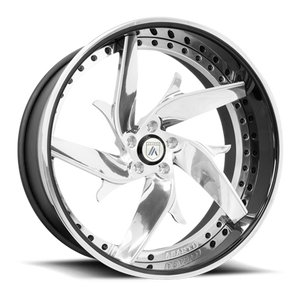 AMERICAN RACING FORGED VF838 CUSTOM FINISHES - rons-rims-inc