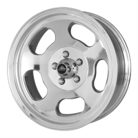 AMERICAN RACING ANSEN SPRINT POLISHED - rons-rims-inc