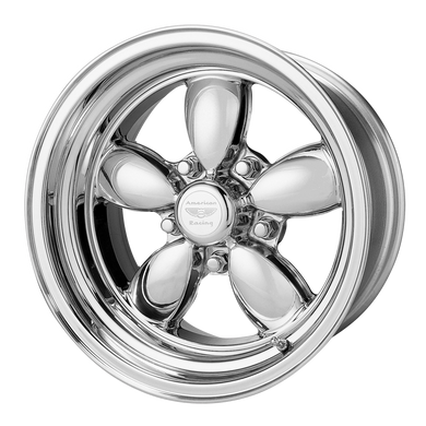 AMERICAN RACING CLASSIC 200S TWO-PIECE POLISHED - rons-rims-inc