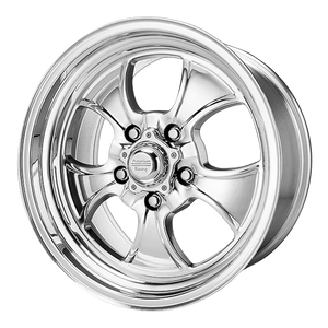 AMERICAN RACING HOPSTER TWO-PIECE POLISHED - rons-rims-inc