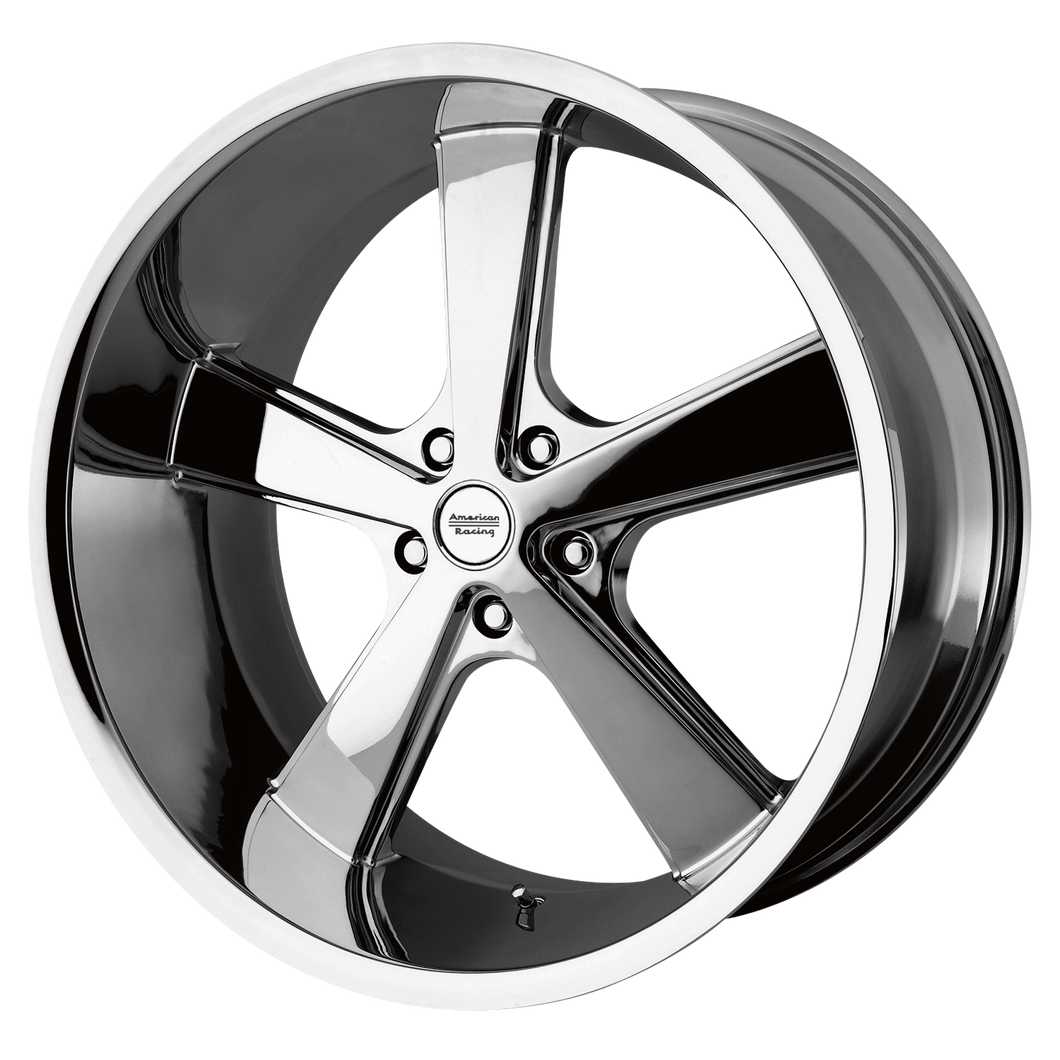 AMERICAN RACING NOVA CHROME - rons-rims-inc
