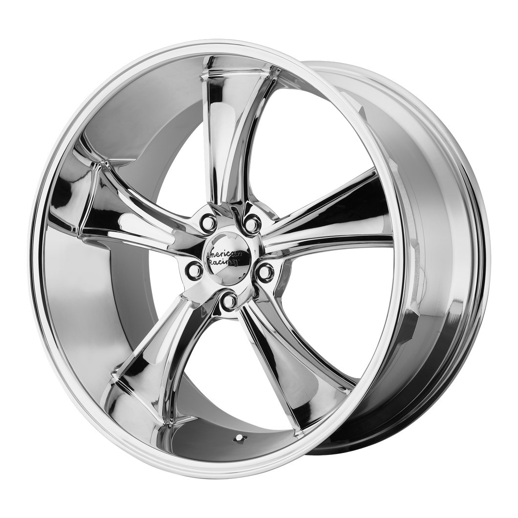 AMERICAN RACING BLVD CHROME - rons-rims-inc