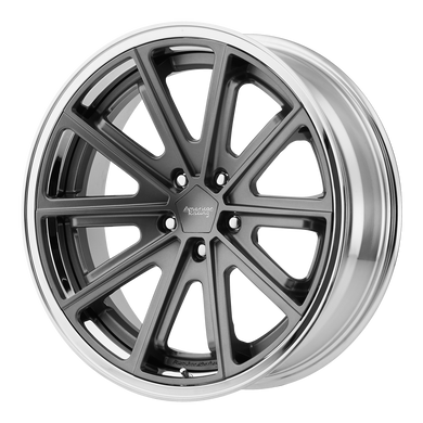 AMERICAN RACING 427-X CUSTOM FINISHES - rons-rims-inc