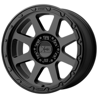 XD SERIES BY KMC WHEELS ADDICT 2 MATTE BLACK