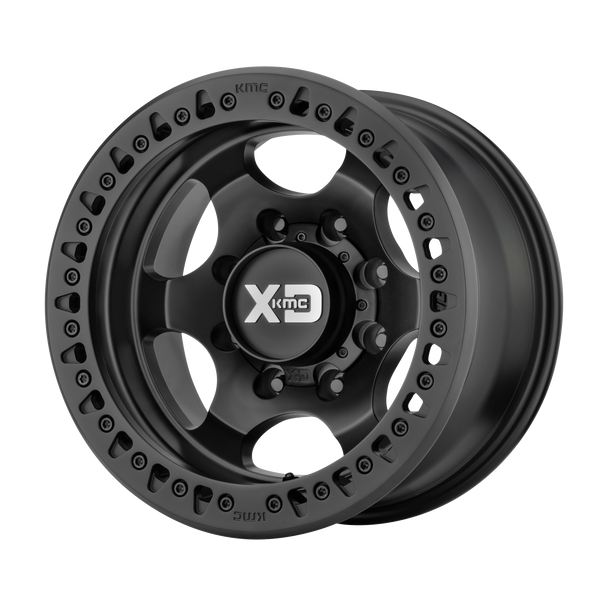 XD SERIES BY KMC WHEELS XD232 SATIN BLACK