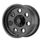 XD SERIES BY KMC WHEELS PULLEY SATIN BLACK - rons-rims-inc