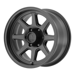 XD SERIES BY KMC WHEELS TURBINE SATIN BLACK - rons-rims-inc