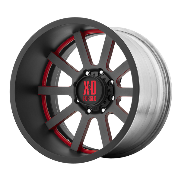 XD SERIES BY KMC WHEELS DAISY CUTTER CUSTOM 2 COLOR - rons-rims-inc