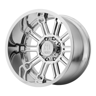 XD SERIES BY KMC WHEELS SYNDICATE HIGH LUSTER POLISHED - rons-rims-inc