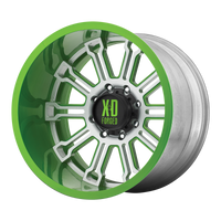 XD SERIES BY KMC WHEELS SYNDICATE CUSTOM 2 COLOR - rons-rims-inc