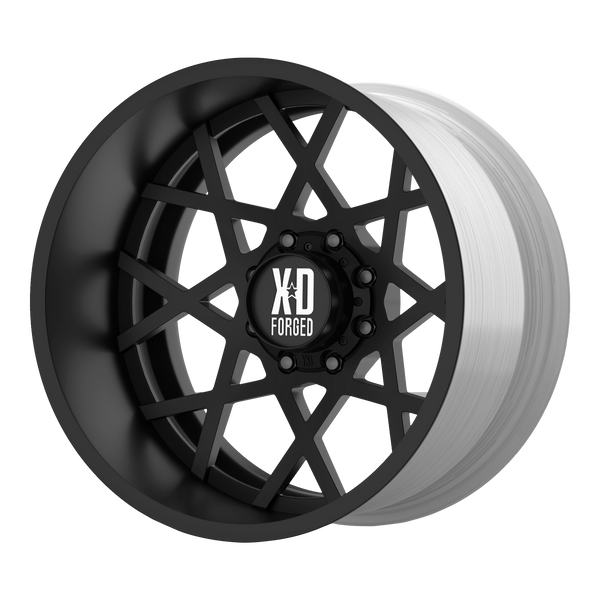 XD SERIES BY KMC WHEELS CHOPSTIXS CUSTOM 1 COLOR - rons-rims-inc