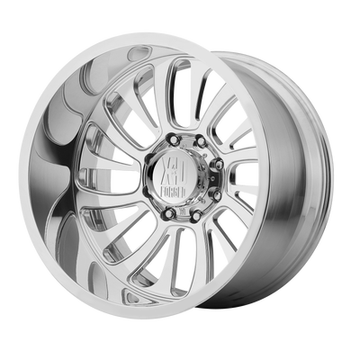 XD SERIES BY KMC WHEELS SURGE HIGH LUSTER POLISHED - rons-rims-inc