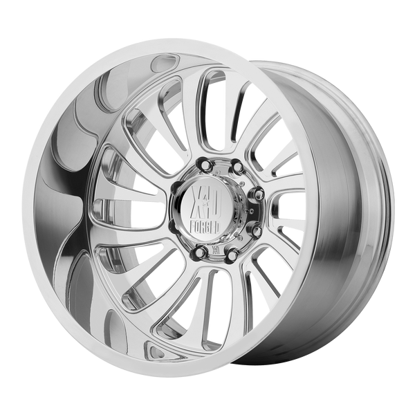 XD SERIES BY KMC WHEELS SURGE HIGH LUSTER POLISHED