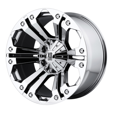 XD SERIES BY KMC WHEELS MONSTER CHROME - rons-rims-inc