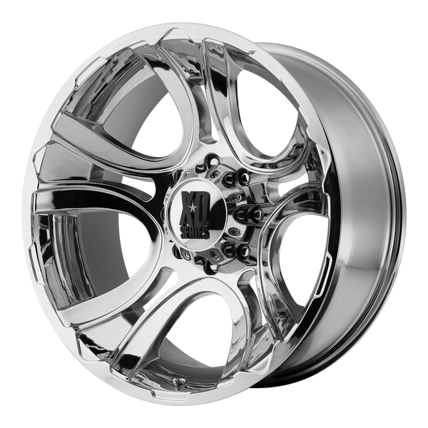 XD SERIES BY KMC WHEELS CRANK CHROME - rons-rims-inc