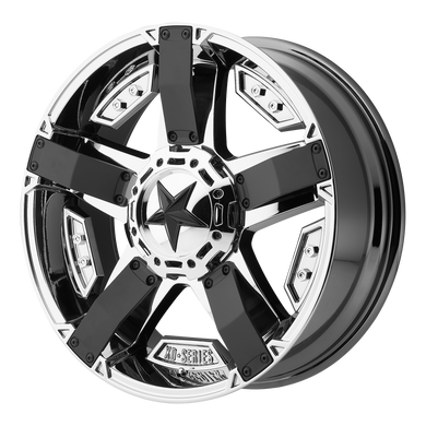 XD SERIES BY KMC WHEELS RS2 PVD WITH MATTE BLACK ACCENTS - rons-rims-inc